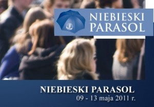 Niebieski Parasol - darmowe porady prawne - 9-13 maja 2011r