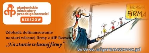 Konkurs na biznesplany Rzeszów Podkarpackie