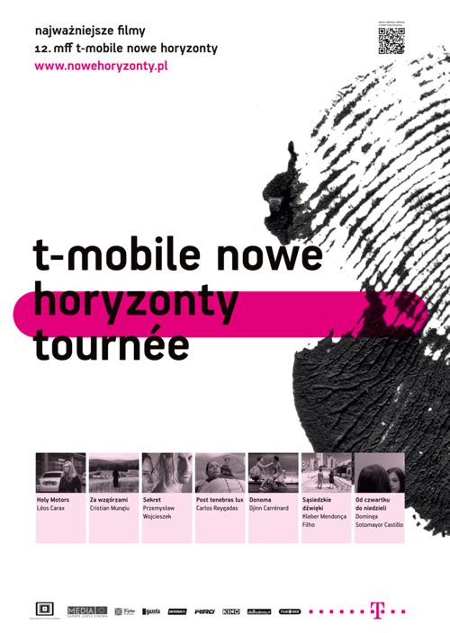 plakat Nowe Horyzonty w Rzeszowie WDK nh-tournee-2012-mn