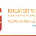 Zgłoś firmę do konkursu Ministerstwa Pracy – Kreator Miejsc Pracy 2014