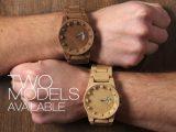 jelwek zegarek wydrukowany w 3D z drewna