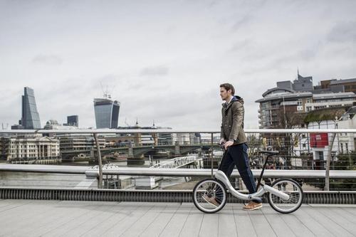 To nie jest zwykły składak – rower przyszłości JIVR Bike będzie produkowany w Mielcu