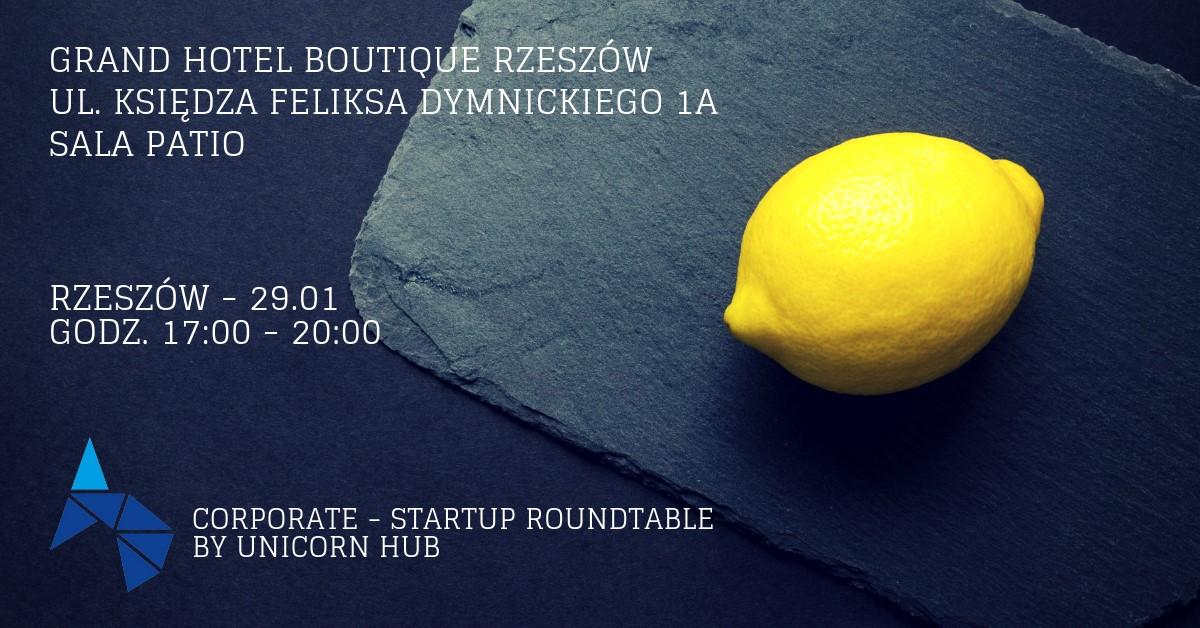 Platforma Startowa Unicorn Hub – Spotkanie informacyjne 29 stycznia w Rzeszowie