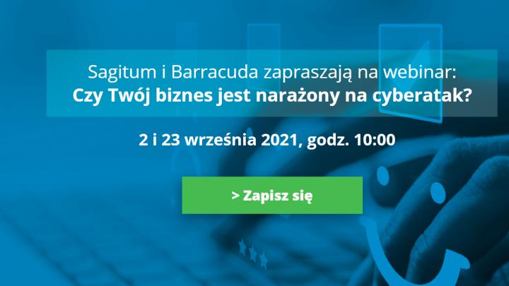 Webinar o cyberatakach – Czy Twój biznes jest narażony?